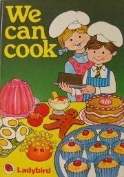 Picture of We Can Cook by Lynne Peebles Published by Ladybird 1979