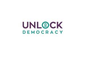Unlock Democracy Logo